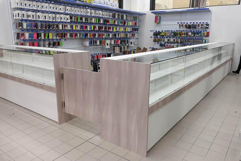 Arredamenti per negozi usati occasioni arredi usati per negozi