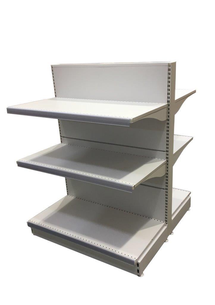 Scaffalature metalliche arredamenti per negozi nuovi e for Arredamenti per pub usati